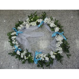 Aranjament cristelnita crizantema
