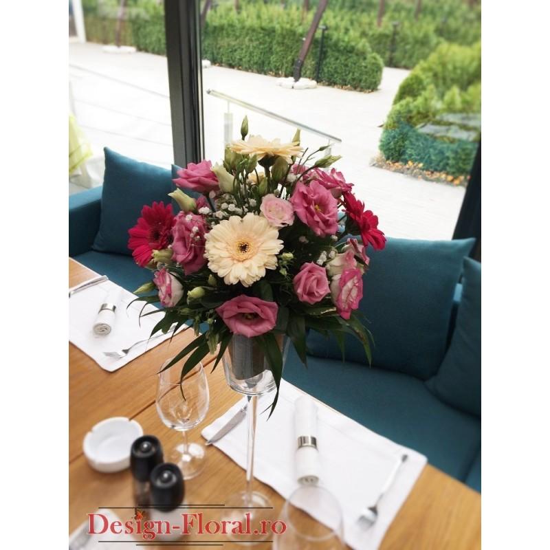 Aranjament Floral Nunta Floraria Design Floral Florarie Online