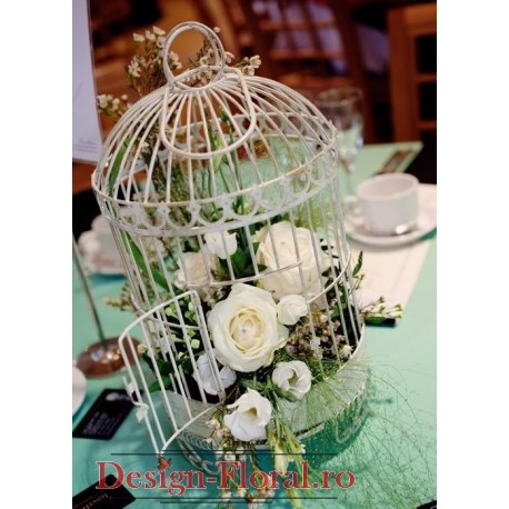 "Aranjament floral ""White Dream"""