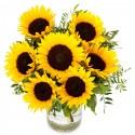 """Buchet """" Hello Sunshine """""""