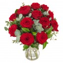 """Buchet """" Scented Red"""""""