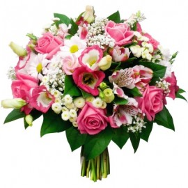 "Buchet "" Pink Lover"""