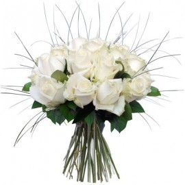 "Buchet ""All White"""