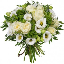 "Buchet "" White Inspiration"""