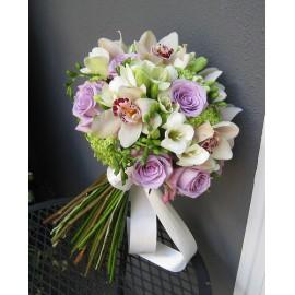 """Buchet """"Lovely lila"""""""