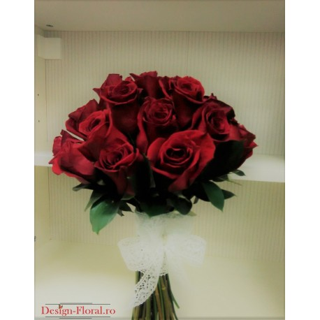 Buchet Trandafiri Rosii Floraria Design Floral Florarie Online