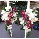 Lumanari nunta orhidee Cymbidium