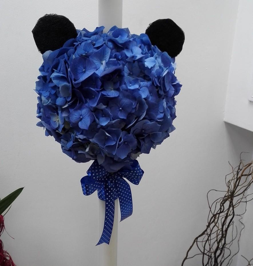 Lumanare Botez Jucausa Floraria Design Floral Florarie Online