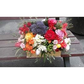 Aranjament floral carte