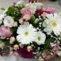 Aranjament masa mix floral