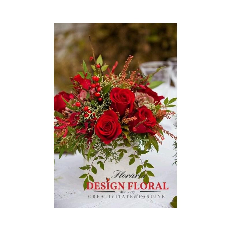 Aranjamente Florale Corporate Flori Pentru Companii Floraria