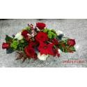Aranjament floral pentru sezonul rece