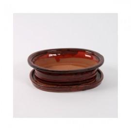 Vas din ceramica pentru bonsai