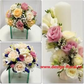 Pachet de nunta pastelat