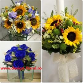 Pachet nunta Floarea Soarelui