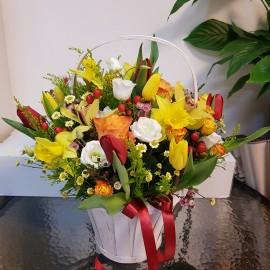 "Cos cu flori ""Special Spring"""