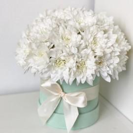Aranjament floral crizantema