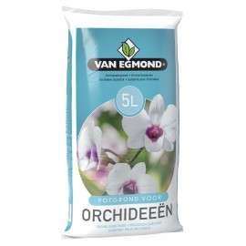Subtrat pentru orhidee