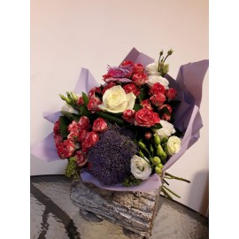 Buchet Purple Touch