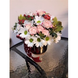Aranjament floral margarete