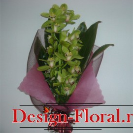 Buchet orhidee imperiala