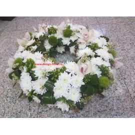 Coroana funerara greenery