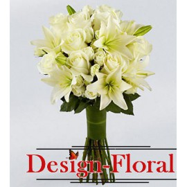 Buchet de flori mixt