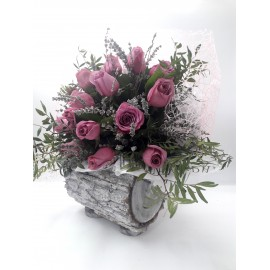 """Buchet """" All about roses """""""