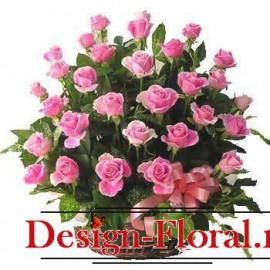 Cos trandafiri Aqua