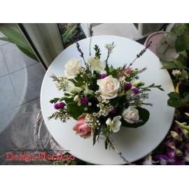 Aranjament pentru masa trandafiri