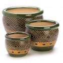 Vase de ceramica pentru plante